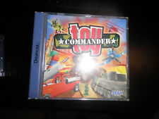 sega dreamcast - toy commander -  100%