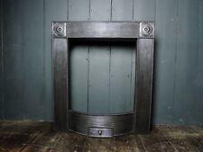 Original Antique Regency Late Georgian Cast Iron Fireplace (HB71)