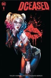 DCEASED #1 (OF 6) SUAYAN VARIANT DC COMICS BATMAN HARLEY QUINN