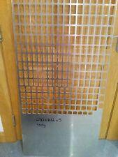 5mm Alluminio Foglio Mesh/Grill 1250x612x5