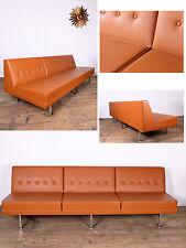 Herman Miller George Nelson Modular seating system sofa 1963