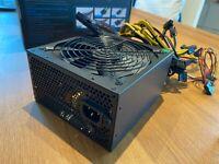 ExcelVan Extreme Performance - 850W ATX Netzteil - Top Zustand - Garantie