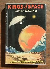 KINGS OF SPACE by Captain.W.E. Johns - Biggles Author