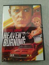New listing Heaven's Burning (DVD)