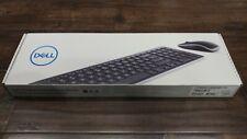 Dell Wireless Keyboard & Mouse KM714 DP/N 0YY5T2 YY5T2 NIB Batteries Included