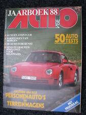 Auto Visie Jaarboek 88 ( 1988 )