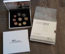 Niederlande KMS 2012 PP mit 2 Euro 10 J. Euro Bargeld in PP