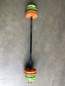 Reebok Body Pump Weight Set