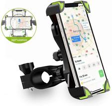 Support Telephone Smartphone Velo Guidon Bicyclette Rotatif Reglable VTT Moto