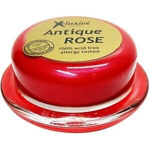 Nail Extension Skin Camouflage Cover UV & LED Gel Antique Rose 15 ml, EU Seller