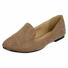 Spot on H2266 Girls Taupe Shoes UK Sizes 10 X 2 (r27a) 13