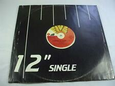 "Terry Lewis - Change Of Heart - 12"" Single - Italian Import -"