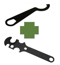 Spanner Wrench And Barrel Nut Wrench