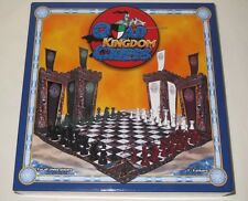 QUAD KINGDOM CHESS BOARD GAME 4 PLAYER CHESS GAME NEW