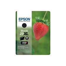 Epson C13t29914012 Genuine Strawberry 29xl Black Ink Cartridge