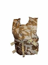 Desert/Sand Body Armour Cover Vest - Size XLarge 190/120 - British Army - G2534