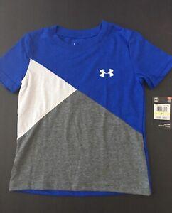 Under Armour Boys T-Shirt Size 4, 7