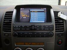 Nissan Navarra/PATHFINDER D40Sat Nav touche Enter/Joystick-None genuine part