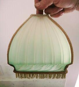 Vintage Celluloid Plastic Lampshade.