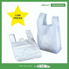 STRONG PLASTIC  CARRIER BAGS -SMALL, LARGE, EXTRA LARGE ***LOW PRICE**
