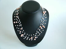Süßwasser Perlenkette Kette