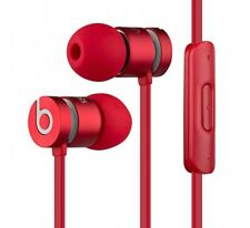 Genuine Beats By Dr Dre iBeats 2 urBeats in-Ear Headphones Earphones Earbuds RED