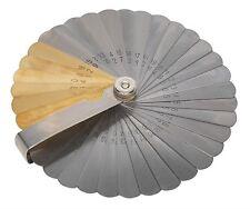 Sealey VS513 Galga 36 Blade Combo De Acero/Latón Doble marcado