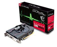 2e01-7h0 Sapphire AMD Radeon RX 550 Pulse 4gb Grafikkarte Hdmi/dp/dvi-d - German