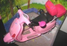 Mattel 2008 Vintage Barbie Doll ~ Bright Pink ~ Vespa/Scooter