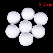 30PCS 10-50mm Modelling Polystyrene Styrofoam Foam Ball �€NHV