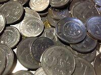 100 Gramm Restmünzen/Umlaufmünzen Kirgisien