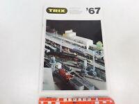CC7-0,5# Trix Express H0 etc Gesamtkatalog '67/1967: Tenderlok etc, NEUW