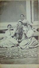 Cdv sabatina fotografa 1860/65