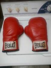 Everlast Red 16oz Boxing/Training/Mma Gloves