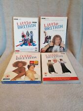 Little Britain Dvd Series 1-3 And Comic Relief Special