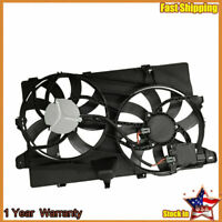 Radiator Cooling Fan Assembly For 07-15 Lincoln MKX 07-14 Ford Edge 621-392