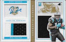 2015 PLAYBOOK FOOTBALL ROOKIE JERSEY AUTO BOOKLET DEVIN FUNCHESS GOLD 90/99