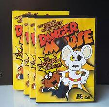 Dangermouse DVD-Cult Classic-1980s 1990s Cartoon-The Final Seasons-REGION 1