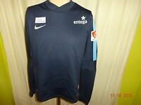 "FSV Mainz 05 Nike Therma-Fit Spieler Training Sweatshirt/Pullover ""entega"" Gr.L"
