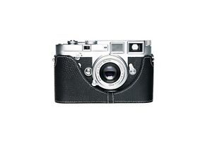 Genuine Real Leather Half Camera Case Bag Cover for Leica MP M6 M4 M3 M2 M1 MDa