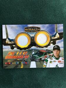 2011 Press Pass Stealth Dale Earnhardt Jr. After Burner dual relic /99
