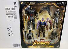 Marvel LEGENDS Children of Thanos (NEW, NO RESERVE!)
