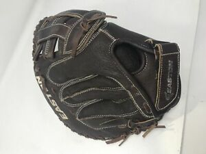 """Used Easton New 34"""" Prowess Softball Series RHT Fastpitch Catcher's Mitt Brown"""
