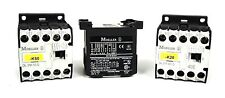 LOT OF 3 MOELLER DILEM-10-G CONTACTORS 15AMP DILEM10G