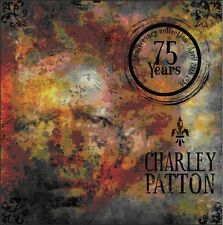 75 Years Anniversary Collection - Charley Patton (2009, CD NIEUW)4 DISC SET