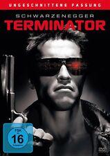 Terminator 1 - Ungeschnittene Fassung (Arnold Schwarzenegger) # DVD-NEU