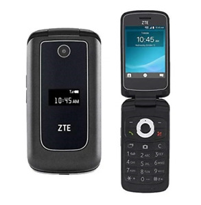 ZTE Cymbal Z320 Flip Phone - GSM UNLOCKED