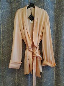 Layeur The Modist Smoking Jacket and pants size US 20/XL