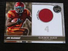2010 Press Pass Joe McKnight Jersey Card (B42) USC / New York Jets