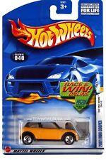 2002 Hot Wheels #40 First Edition 2001 Mini Cooper 5 spoke wheels